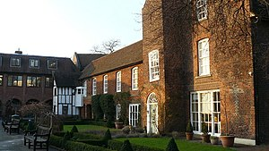 Croydon Palace - Old Palace School
