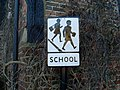 Old Road Sign, Turville - geograph.org.uk - 1658404.jpg