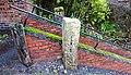Old stone gatepiers, Bonnyton Road, Kilmarnock.jpg