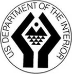 For nearly two years the Department of the Interior used this seal, which was withdrawn quickly because of poor public perception.