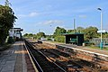 On platform 1, Pen-y-ffordd railway station (geograph 4032544).jpg