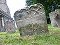 One of many interesting grave monuments - geograph.org.uk - 861230.jpg
