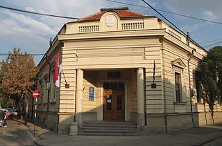 Leskovac City in Southern and Eastern Serbia, Serbia