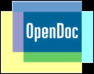OpenDoc - Image: Open Doc logo