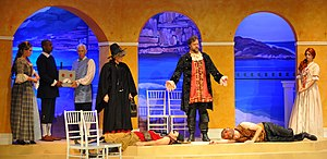 Così fan tutte - Opera in the Heights ensemble, 2011