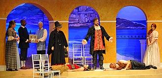 Così fan tutte - Opera in the Heights ensemble, 2011