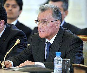 Prime Minister of Tajikistan - Image: Oqil Oqilov