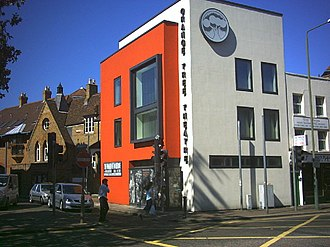 Orange Tree Theatre - The new theatre and the 2003 extension