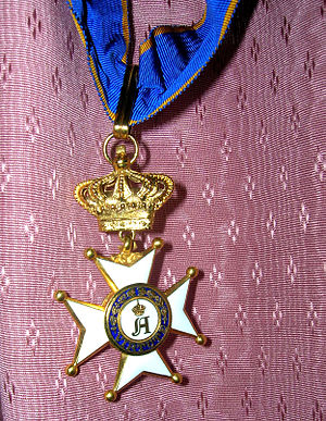 Order of Adolphe of Nassau - Image: Ordre de Nassau