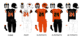Oregon State 2013 Uniforms.png