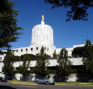 Trowbridge & Livingston - Oregon State Capitol