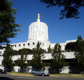 Trowbridge & Livingston - Oregon State Capitol