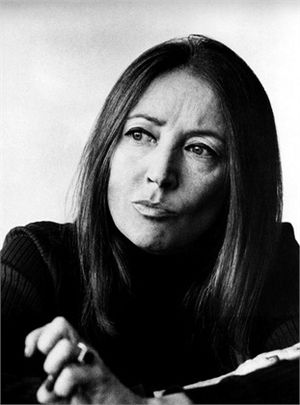 Oriana Fallaci - Image: Oriana Fallaci 2