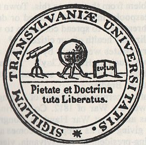 Transylvania University - The original seal of Transylvania University