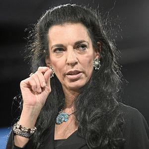 Orit Gadiesh - Orit Gadiesh at the World Economic Forum in Davos, Switzerland.