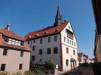 Orlamünde - Town hall