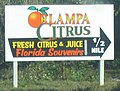 Orlampa Citrus sign.jpg