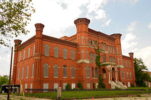Hebrew Orphan Asylum (Baltimore, Maryland) - Image: Orphans Asylum Baltimore