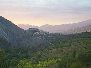 Ortona dei Marsi - View of Ortona dei Marsi
