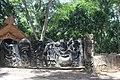 Osun Sacred Grove forest Osogbo Main Gate.jpg