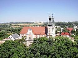 Otmuchów, kościół par. p.w. śś. Mikołaja i Franciszka Ksawerego, 1690-1701.JPG