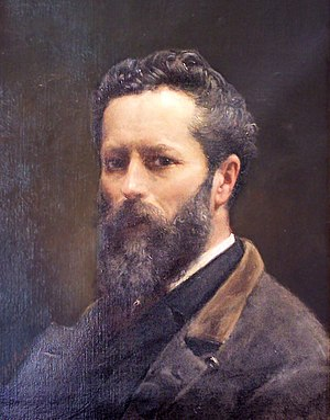 Otto Eerelman - Self-portrait (1889)