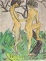Otto Mueller - Zwei Akte im Freien, 1918-1923.jpeg