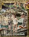 Ovetari, san cristorforo 03, San Cristoforo traghetta Gesù Bambino di Bono da Ferrara.jpg