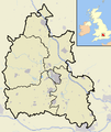 Oxfordshire outline map with UK.png