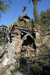Max Braemer: Georges Guët's tomb