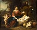 Püha perekond, Carl Timoleon von Neff, EKM j 3057 M 2278.jpg