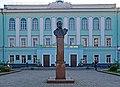 P1160333 Будинок колишньої чоловічої гімназії, в якій навчався В. Г. Короленко.jpg