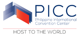 New logo of the Philippine International Convention Center.