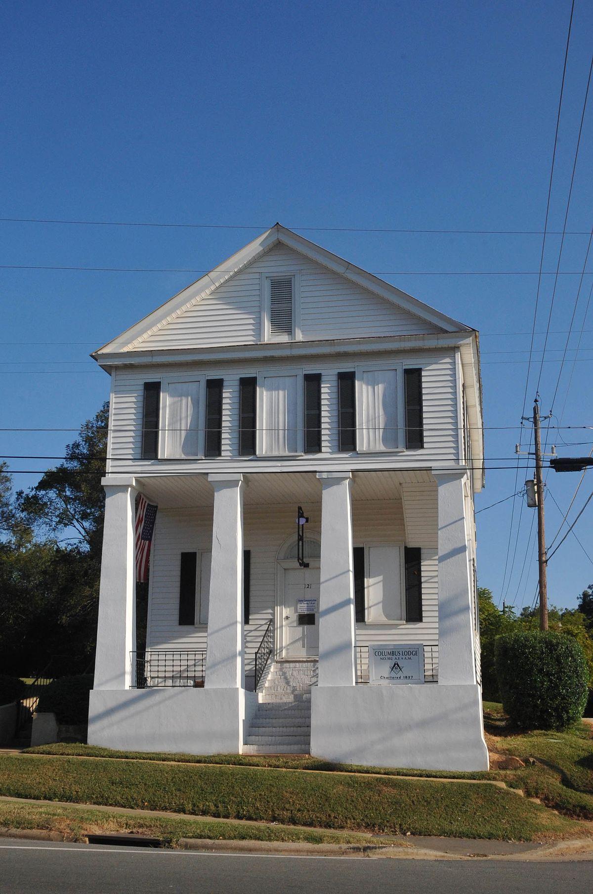 The Lodge At Bryce Canyon Dining Room: Pittsboro Masonic Lodge