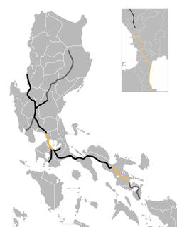 Philippine National Railways Railway company in the Philippines