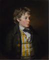 PORTRAIT OF A BOY IN A STRIPED WAISTCOAT.PNG