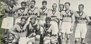 FC Jazz - PPT 1940 squad.