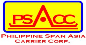 Philippine Span Asia Carrier Corporation (PSACC) - Image: PSACC Logo