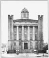 PSM V74 D104 Original building of the western reserve medical school cleveland.png