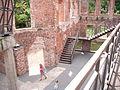 Pałac Hatzfeldów, ruina po rewitalizacji w Żmigrodzie -4.jpg