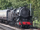 Paignton - USATC 6046 in the carriage siding.JPG