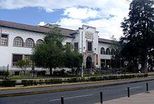 Casa de la Cultura Ecuatoriana - Wikipedia 5fb570fccfa