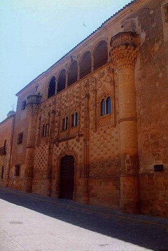 Baeza - Image: Palacio de Jabalquinto di Baeza