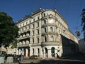 Carl Tietz - Palais Schlick (1856–1858)