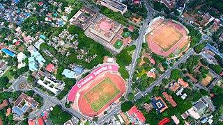 University Stadium (Thiruvananthapuram) Sports Stadium in Trivandrum City