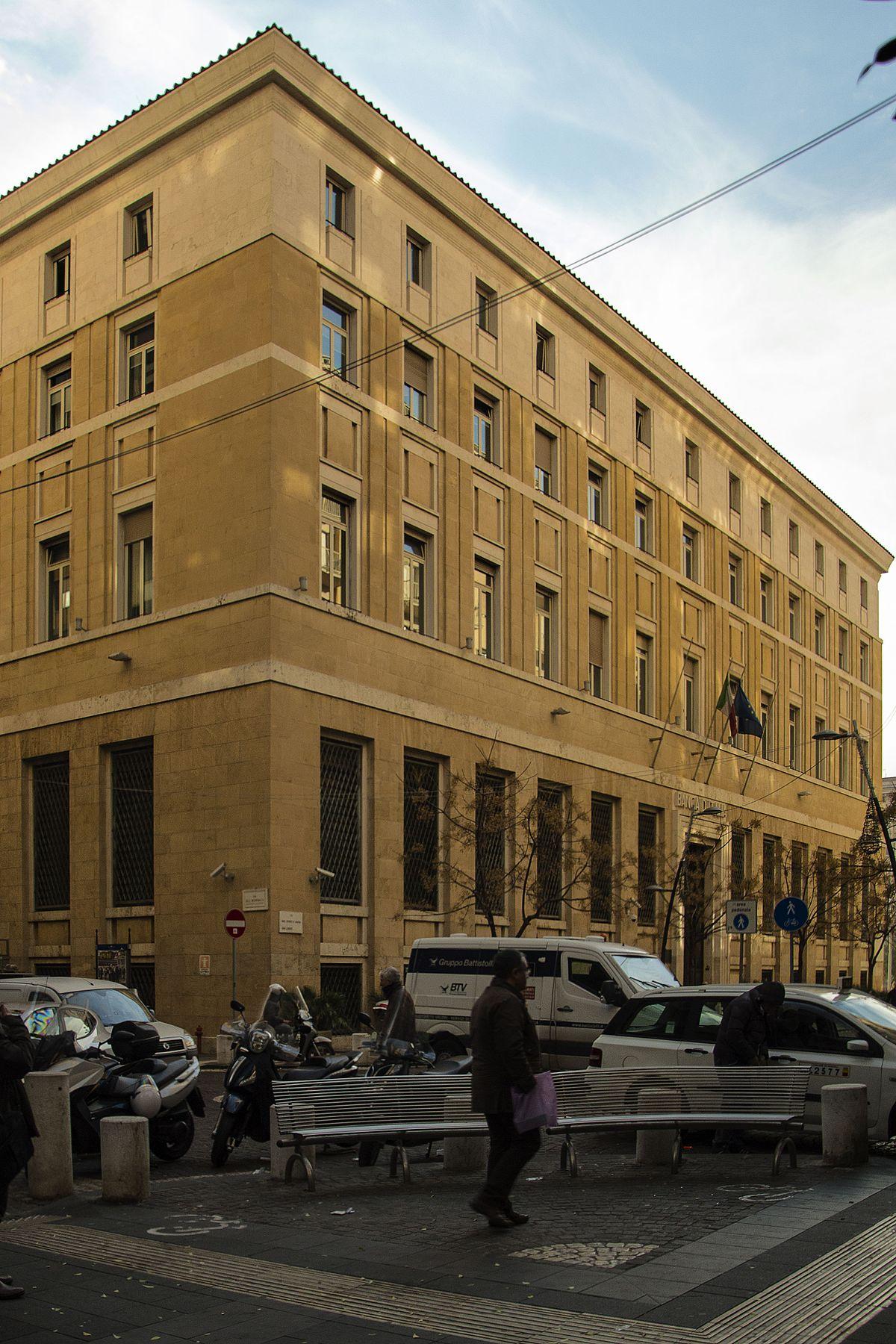 Palazzo Della Banca D Italia Napoli Wikipedia