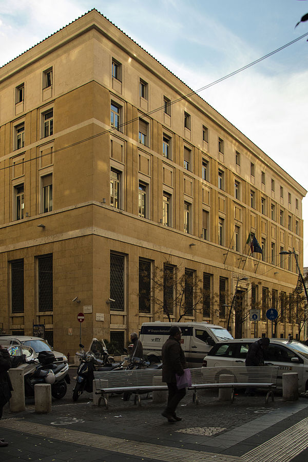 Palace of the Bank of Italy (Naples)