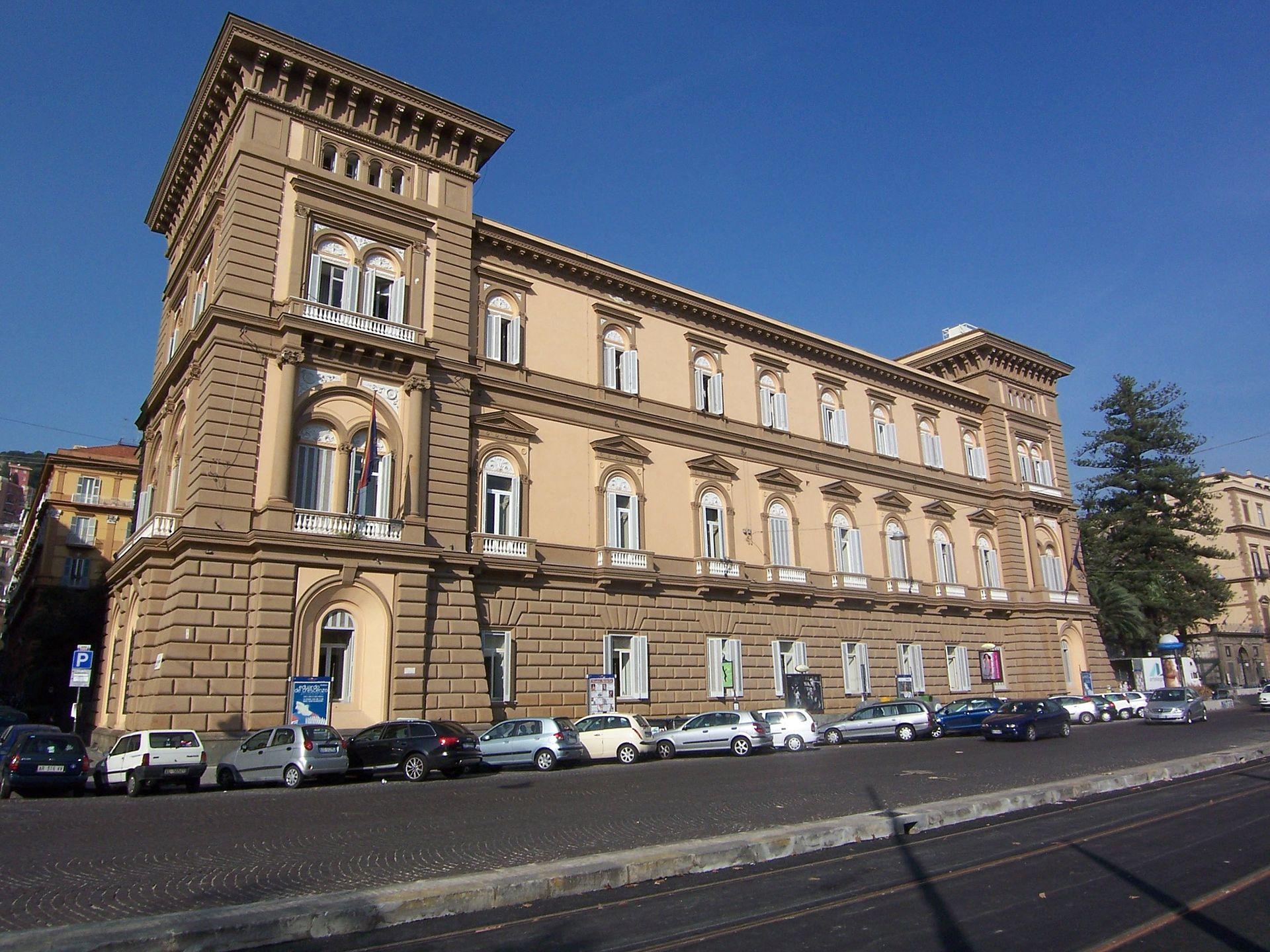 Tirrenia di navigazione wikipedia for Planimetrie del palazzo mediterraneo