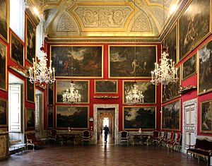 Doria Pamphilj Gallery - Interior