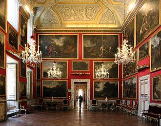Doria Pamphilj Gallery - Interior